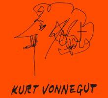 Kurt Vonnegut | Unisex T-Shirt