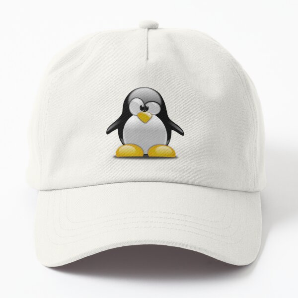 Penny The Penguin Dad Hat