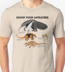 Know Your Anteaters Unisex T-Shirt