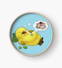 Tubby Chocobo Clock