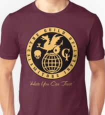 The Venture Brothers - Guild of Calamitous Intent Unisex T-Shirt