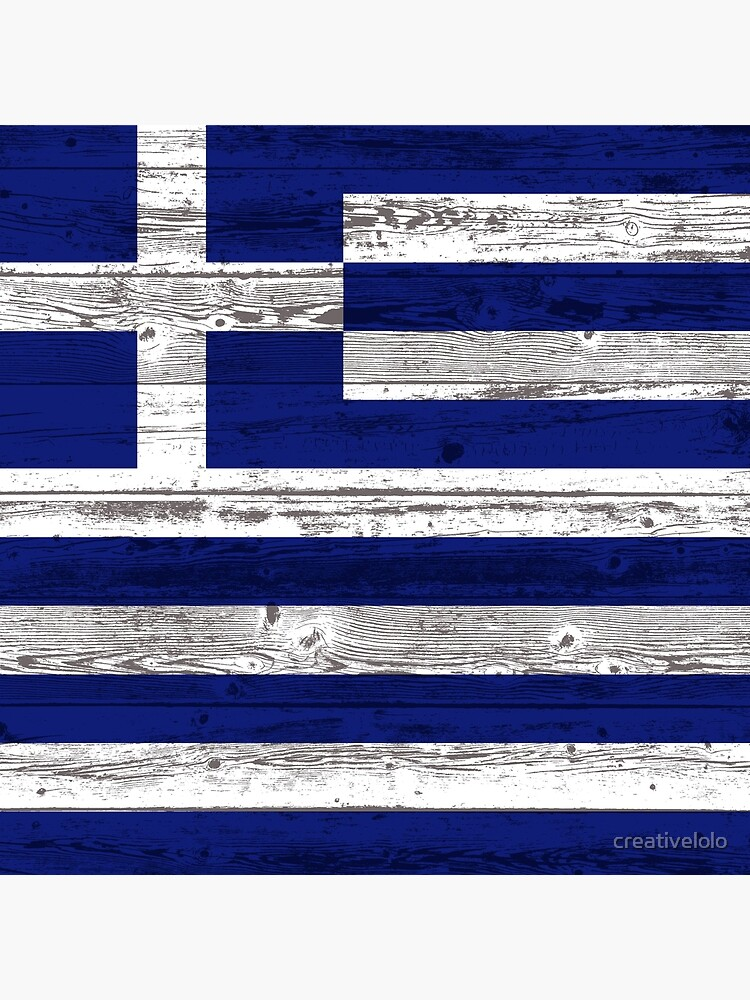 Greece flag by creativelolo