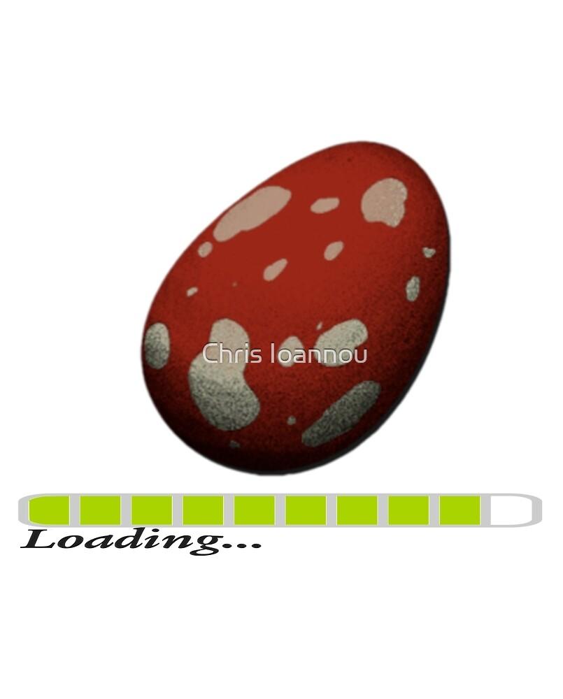 Ark Survival Evolved - Egg Loading by Chris Ioannou