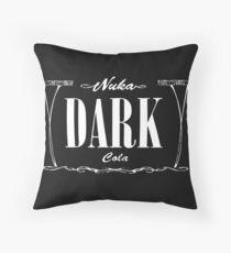 Nuka Dark - Nuka World Original - Fallout 4 Throw Pillow