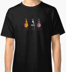 Fallout 4 - Nuka World - Nuka Dark, Nuka Orange, Nuka Quartz Classic T-Shirt