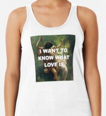 Foreigner in Springtime Women's Tank Top