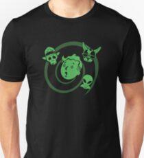 Wild Wasteland Perk - Fallout T-shirt unisexe