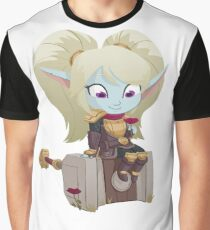 Poppy Keeper of the Hammer Graphic T-Shirt