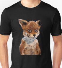GEOFF STONED FOX TAXIDERMY MEME ADELE MORSE Unisex T-Shirt