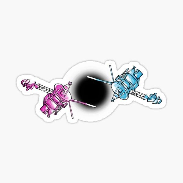 Satellites of Love Sticker