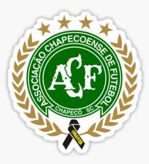 Pray For Chapecoense Sticker