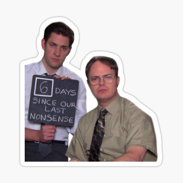 6 Tage seit unserem letzten Unsinn - AARM Sticker