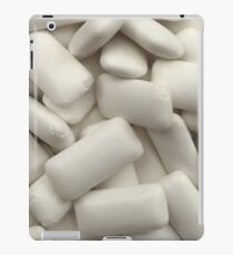 Chewing Gum Pellets iPad Case/Skin