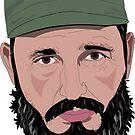 Fidel Castro by ambriente