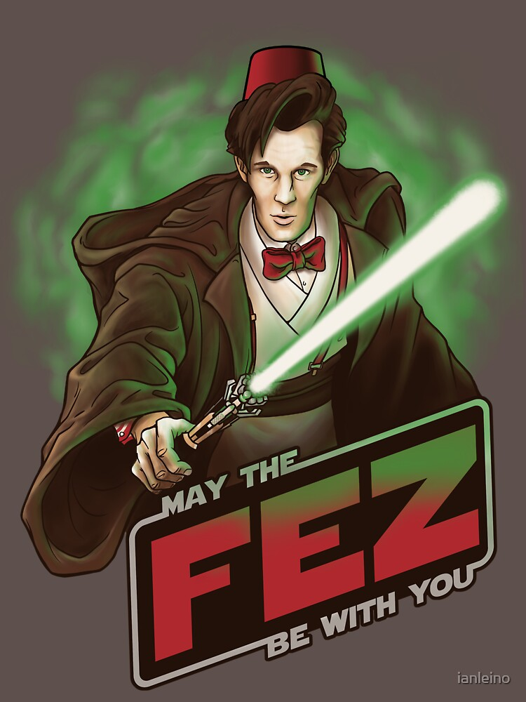 May the Fez be With You | Unisex T-Shirt