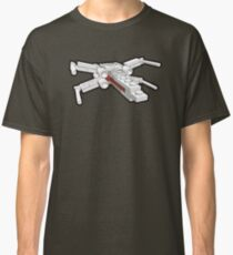 X-wing in bricks Classic T-Shirt