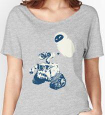 Wall e Women's Relaxed Fit T-Shirt
