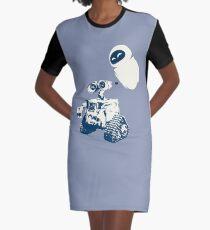 Wall e Graphic T-Shirt Dress