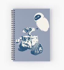 Wall e Spiral Notebook