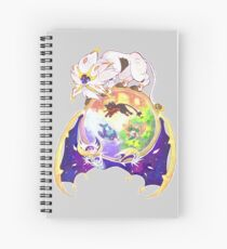 Pokemon Sun and Moon Spiral Notebook