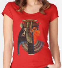 Cleopatra Women's Fitted Scoop T-Shirt