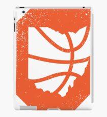 Cleveland Ohio Basketball Vintage iPad Case/Skin