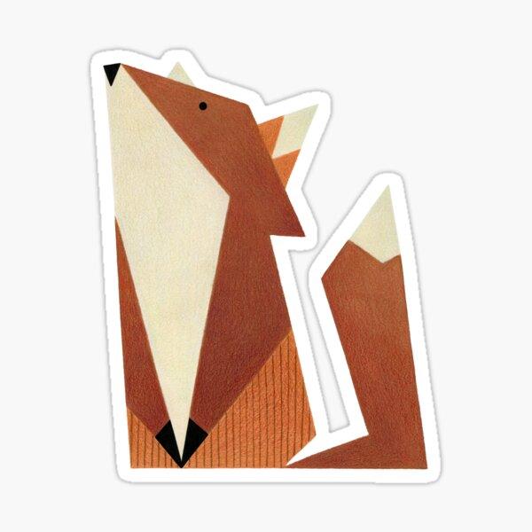 fox #01 Sticker