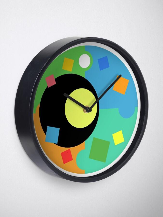 Alternative Ansicht von Zeit haben Uhr