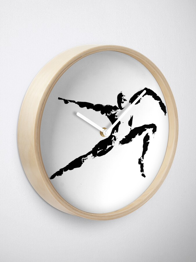 Alternate view of Crouch Clock