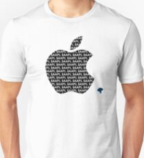$AAPL Apple Stock Ticker Symbol Logo Cashtag T-Shirt