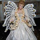 Annettes' Angel by WildestArt