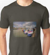 Bridlington Harbour  Unisex T-Shirt