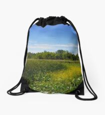 Sheldon Marsh - Summer Meadow 2 Drawstring Bag