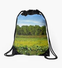 Sheldon Marsh - Summer Meadow Drawstring Bag