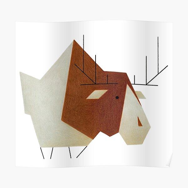 moose #01 Poster