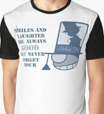 Never forget you poker face Graphic T-Shirt
