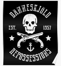 Danneskjold Repossesions Poster