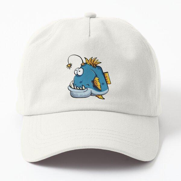 Cartoon Fish Dad Hat