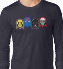 The Ghosts of Evil Men Long Sleeve T-Shirt