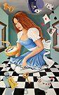 Wonderland by nancy salamouny