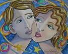 A Farewell Kiss by nancy salamouny