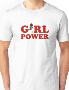 Girl Power Unisex T-Shirt