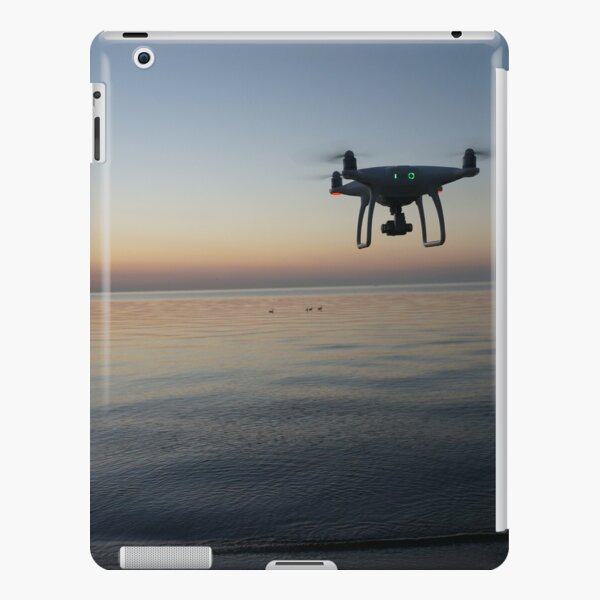 Drone sunset iPad Snap Case