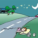 a good night's rest by Matt Mawson