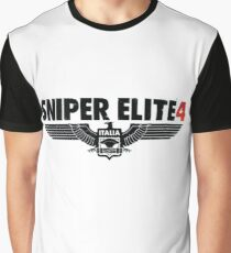 Sniper Elite 4 Graphic T-Shirt