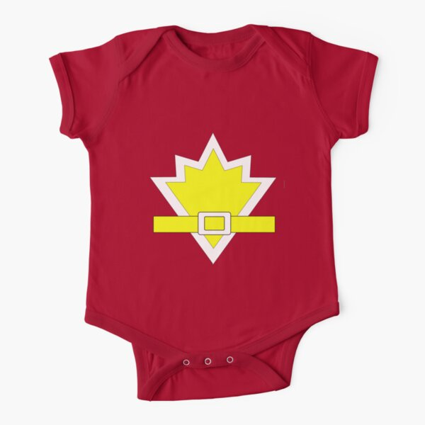 Superted Logo Short Sleeve Baby One-Piece