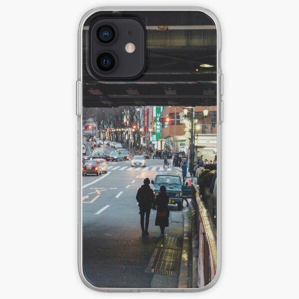 Shibuyascape iPhone Soft Case