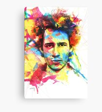 Jeff Buckley Canvas Print