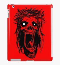 Sweet Zombie Jesus!!! iPad Case/Skin