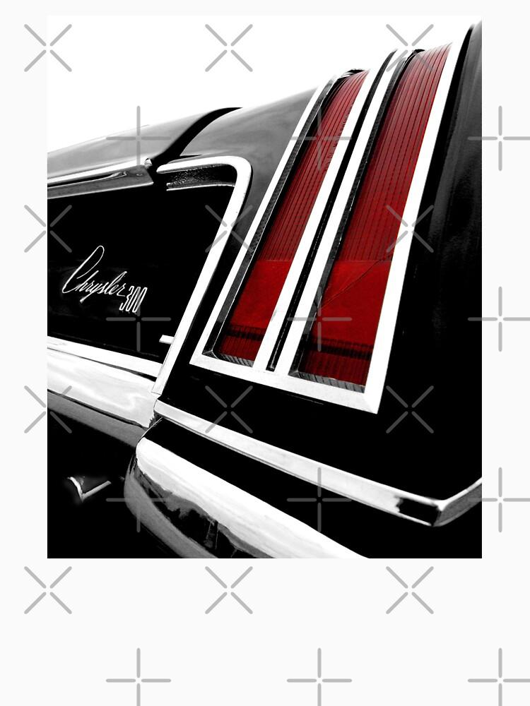 1967 Chrysler 300 - Hoher Kontrast von mal-photography